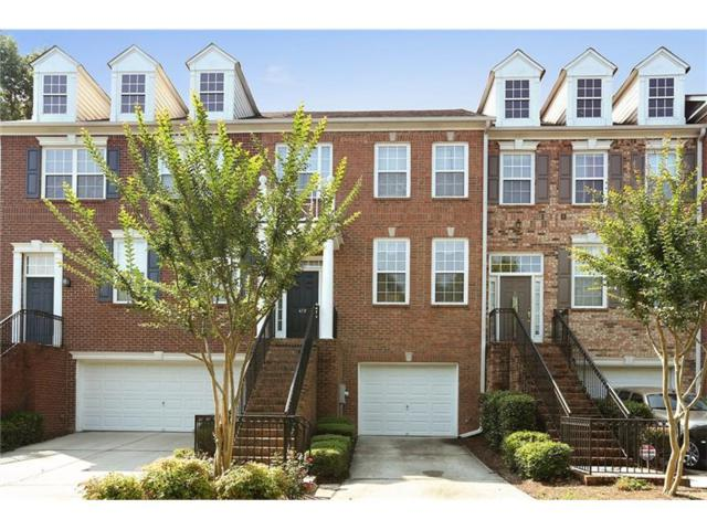 410 Iona Abbey Court SE #9, Smyrna, GA 30082 (MLS #5866813) :: North Atlanta Home Team