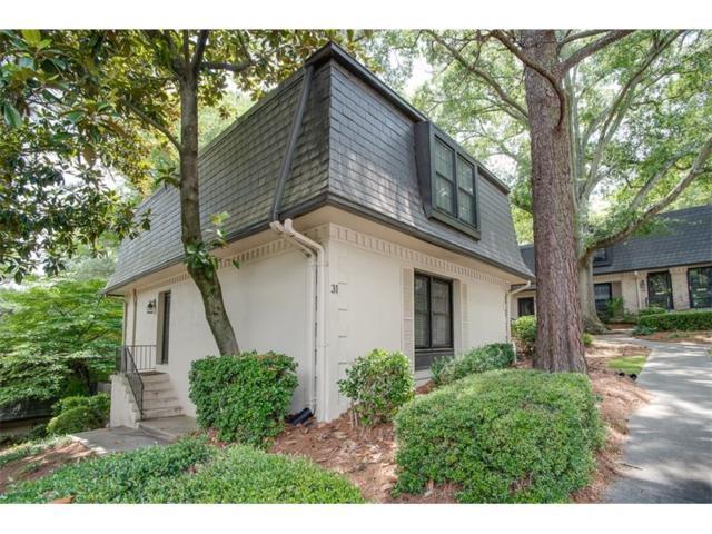 31 La Rue Place NW, Atlanta, GA 30327 (MLS #5866835) :: North Atlanta Home Team