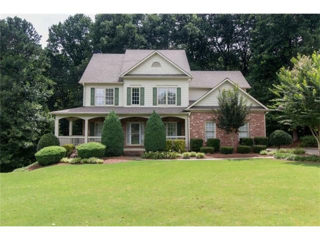 9655 Old Riverside Lane, Ball Ground, GA 30107 (MLS #5866919) :: North Atlanta Home Team