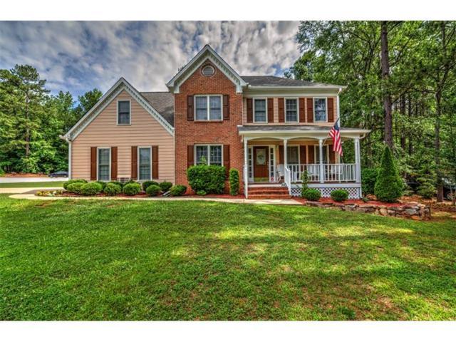 100 Regency Court, Fayetteville, GA 30215 (MLS #5866936) :: North Atlanta Home Team