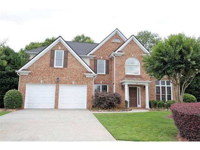 260 Foxthorne Way, Alpharetta, GA 30005 (MLS #5867129) :: North Atlanta Home Team