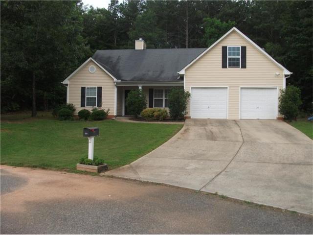 168 Oak Ridge Drive, Dawsonville, GA 30534 (MLS #5867216) :: North Atlanta Home Team