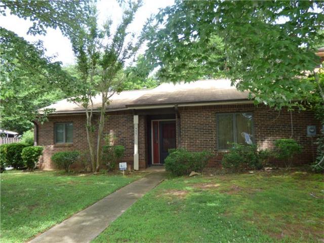 1457 Stoneleigh Way #1457, Stone Mountain, GA 30088 (MLS #5867358) :: North Atlanta Home Team
