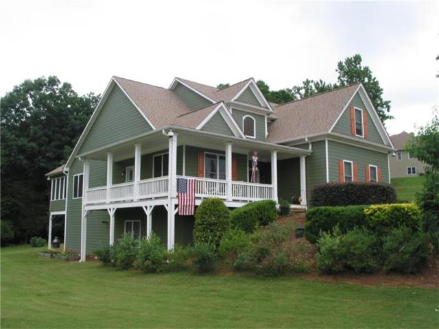 172 Harbour Ridge Drive, Dawsonville, GA 30534 (MLS #5867377) :: North Atlanta Home Team