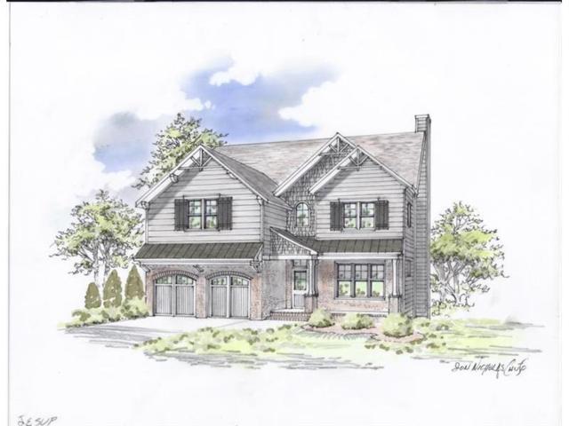 2417 Kingsley Drive NE, Marietta, GA 30062 (MLS #5867380) :: North Atlanta Home Team