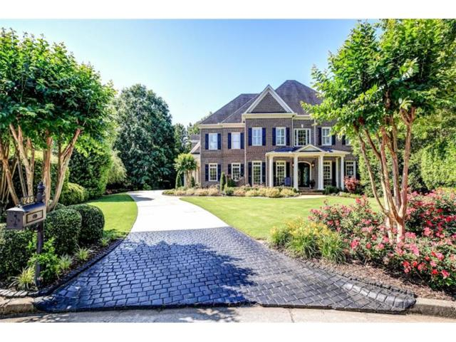 245 Farmbrooke Court, Atlanta, GA 30350 (MLS #5867385) :: Dillard and Company Realty Group