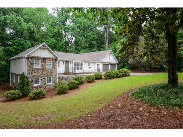 5360 Timber Trail, Sandy Springs, GA 30342 (MLS #5867427) :: North Atlanta Home Team