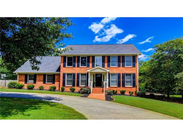 1502 Shoal Creek Drive SW, Conyers, GA 30094 (MLS #5867491) :: North Atlanta Home Team