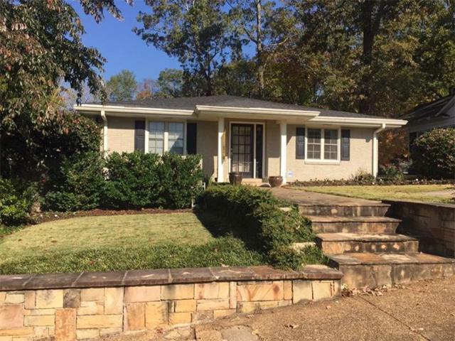 990 Bellevue Drive NE, Atlanta, GA 30306 (MLS #5867533) :: North Atlanta Home Team