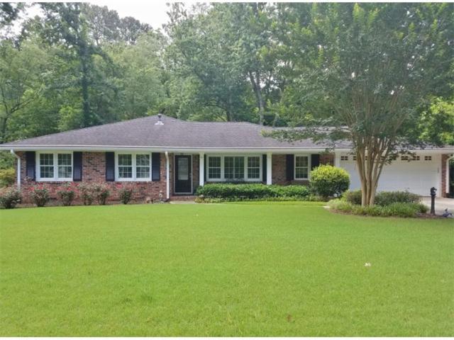 495 Old Creek Road, Atlanta, GA 30342 (MLS #5867583) :: North Atlanta Home Team