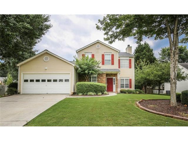 857 Stephens Oak Lane, Sugar Hill, GA 30518 (MLS #5867594) :: North Atlanta Home Team