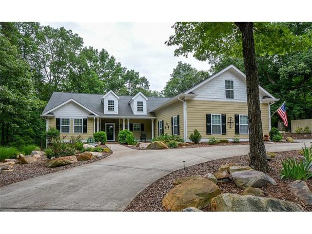194 Ridgewood Drive, Waleska, GA 30183 (MLS #5867648) :: North Atlanta Home Team