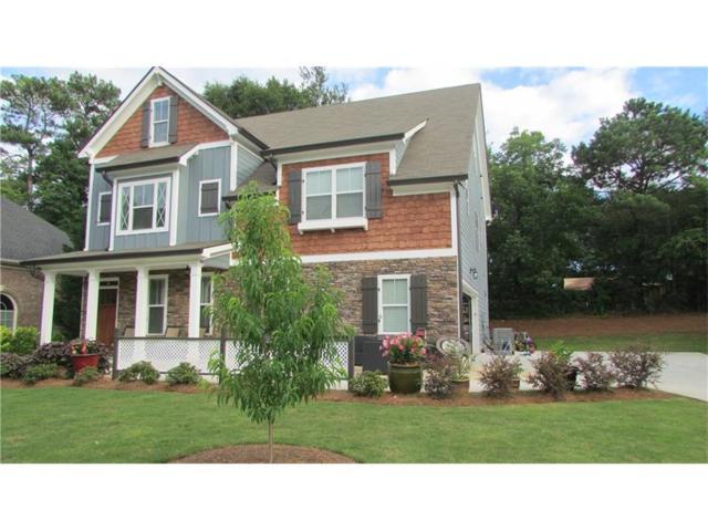 4163 Tuckersham Lane, Tucker, GA 30084 (MLS #5867680) :: North Atlanta Home Team