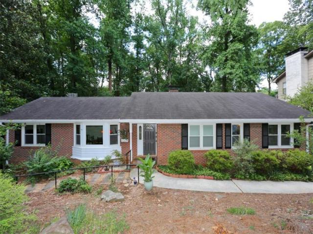 375 Elden Drive, Sandy Springs, GA 30342 (MLS #5867749) :: North Atlanta Home Team