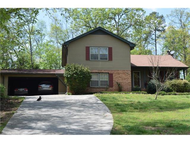 54 Stonewood Forest Road, Toccoa, GA 30577 (MLS #5867754) :: North Atlanta Home Team