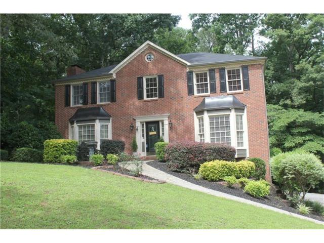 5241 Pikes Peak Court, Marietta, GA 30062 (MLS #5867780) :: North Atlanta Home Team