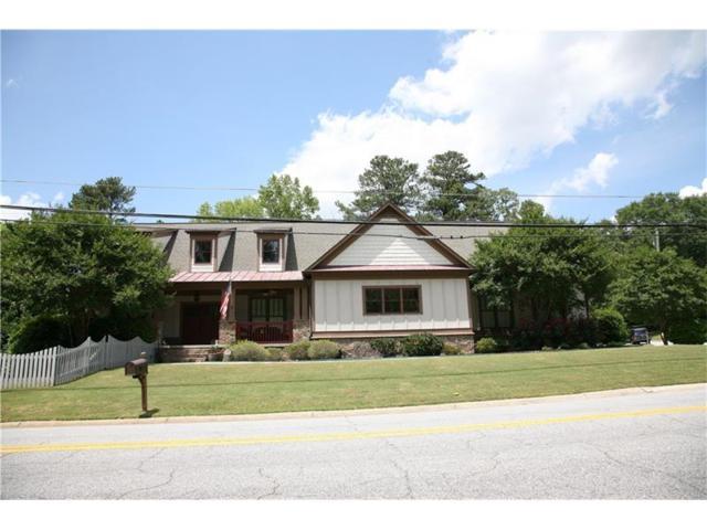 715 Bank Street SE, Smyrna, GA 30080 (MLS #5867793) :: North Atlanta Home Team