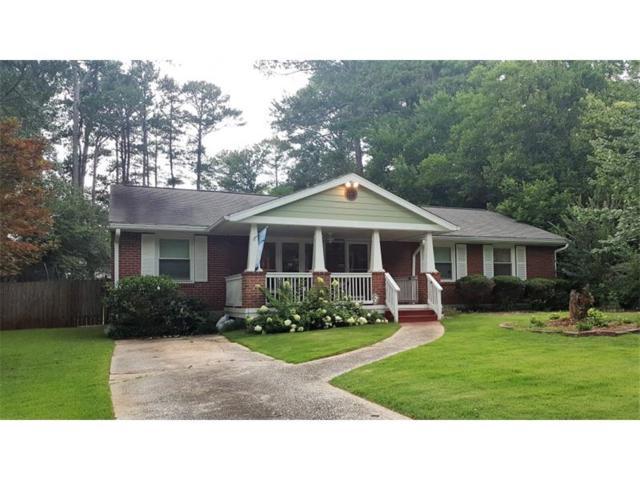 452 Bridlewood Circle, Decatur, GA 30030 (MLS #5867798) :: North Atlanta Home Team