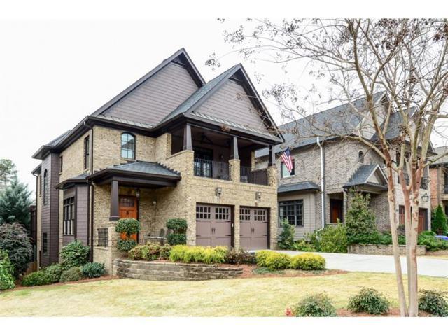 1171 Pine Grove Avenue NE, Brookhaven, GA 30319 (MLS #5867801) :: North Atlanta Home Team