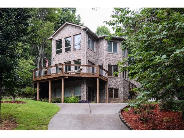 9525 Lisa Circle, Gainesville, GA 30506 (MLS #5867855) :: North Atlanta Home Team