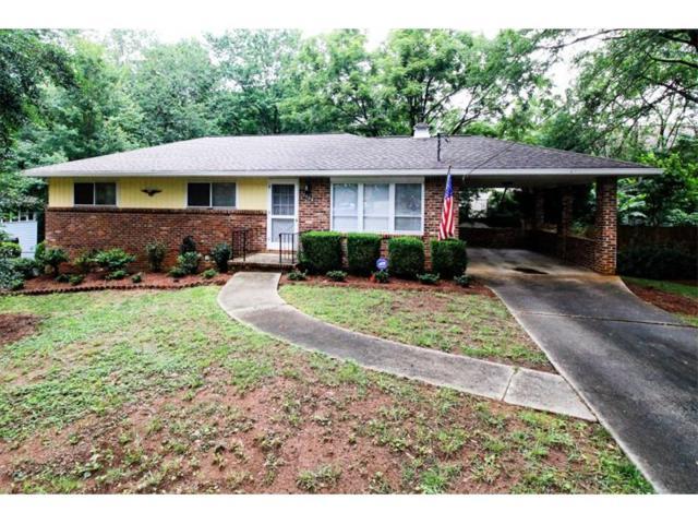 2964 Harcourt Drive, Decatur, GA 30033 (MLS #5867889) :: North Atlanta Home Team