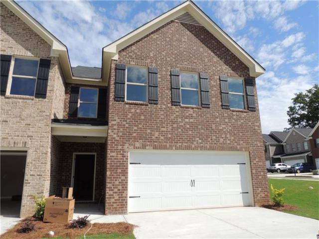 246 Cross Street 6B, Lawrenceville, GA 30046 (MLS #5867890) :: North Atlanta Home Team
