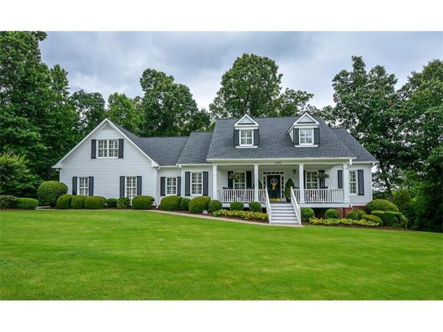 1008 Hickory Woods Way, Canton, GA 30115 (MLS #5867924) :: Path & Post Real Estate
