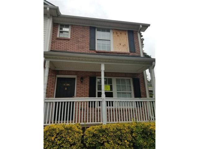 3606 Ginnis Drive SW #8, Atlanta, GA 30331 (MLS #5867926) :: North Atlanta Home Team