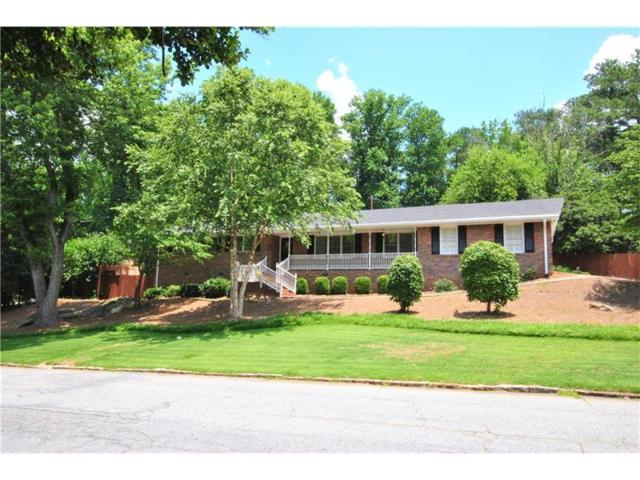 2227 Crestcliff Drive, Tucker, GA 30084 (MLS #5867950) :: North Atlanta Home Team