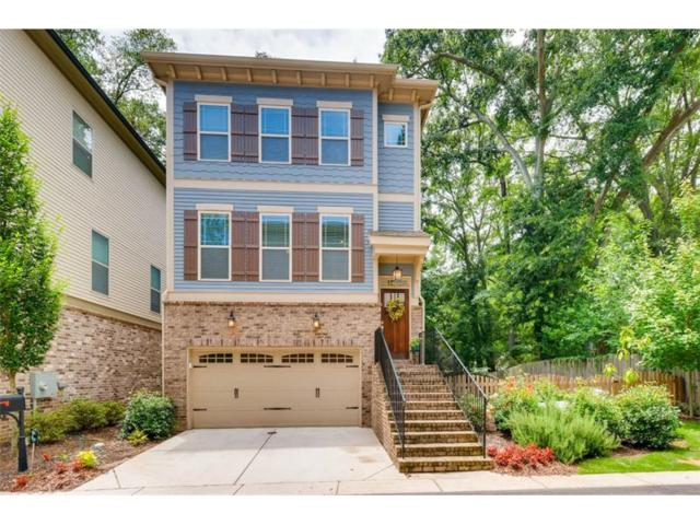 2110 Elvan Circle NE, Atlanta, GA 30317 (MLS #5867980) :: North Atlanta Home Team