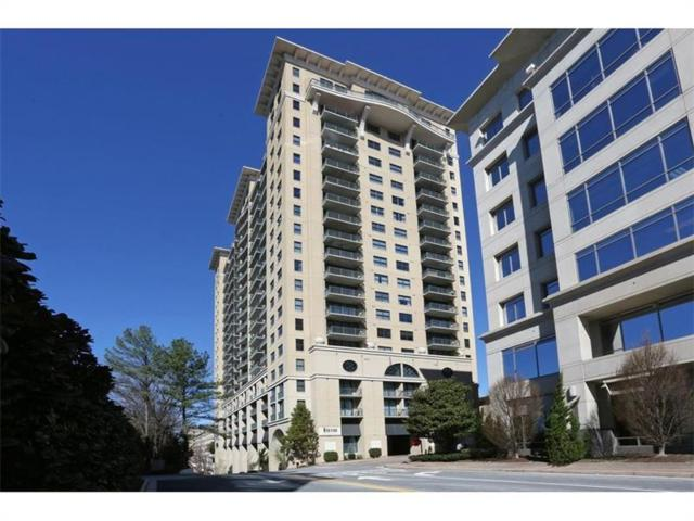 3040 Peachtree Road #1307, Atlanta, GA 30305 (MLS #5868010) :: North Atlanta Home Team