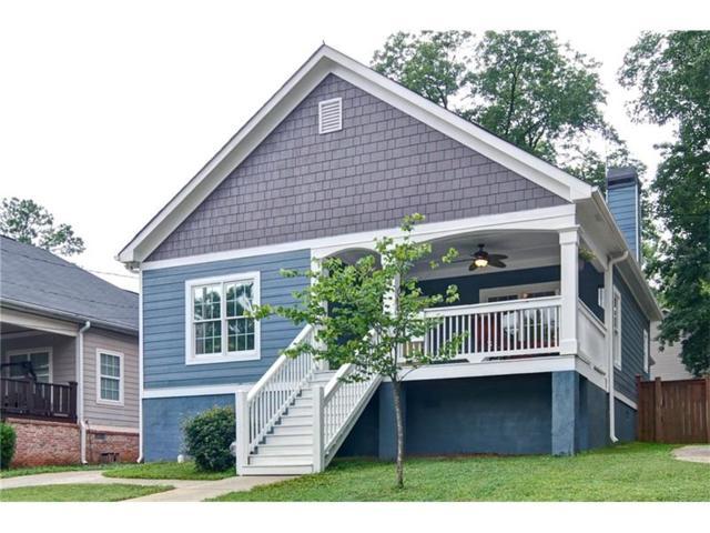 1849 Chapman Avenue, East Point, GA 30344 (MLS #5868065) :: North Atlanta Home Team
