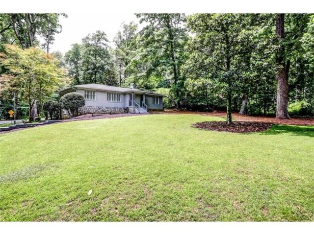 2195 W Ponce De Leon Avenue, Decatur, GA 30030 (MLS #5868089) :: North Atlanta Home Team