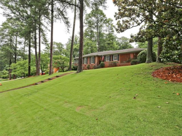 1237 Oak Grove Drive, Decatur, GA 30033 (MLS #5868110) :: North Atlanta Home Team