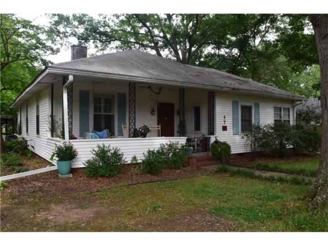 17 N Terrace Avenue SE, Lindale, GA 30147 (MLS #5868115) :: North Atlanta Home Team