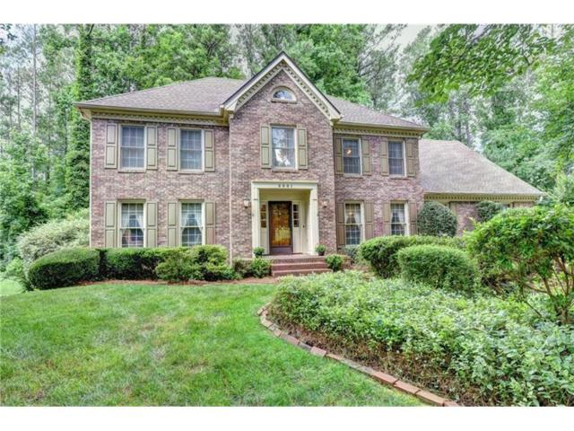 5601 Trion Cove, Peachtree Corners, GA 30092 (MLS #5868124) :: North Atlanta Home Team