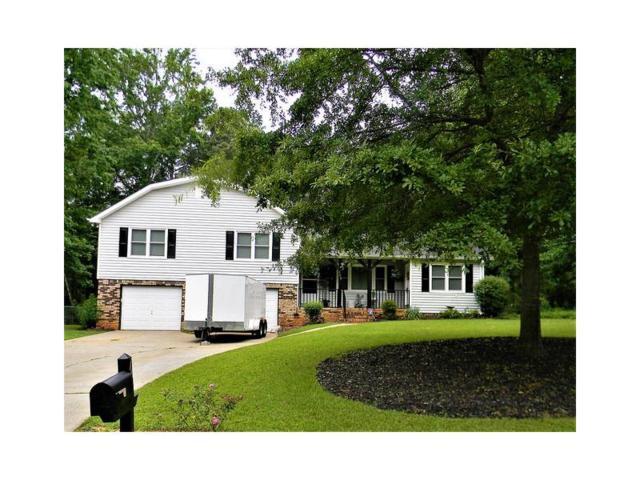 148 Sequoyah Circle, Canton, GA 30115 (MLS #5868199) :: North Atlanta Home Team