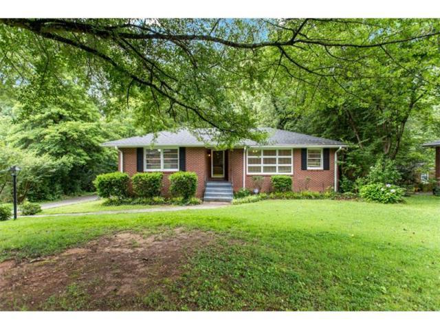 305 Brookwood Drive SW, Marietta, GA 30064 (MLS #5868222) :: North Atlanta Home Team