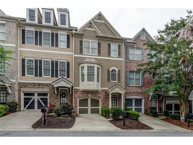 5271 Kershaw Court SE #6, Atlanta, GA 30339 (MLS #5868245) :: Dillard and Company Realty Group