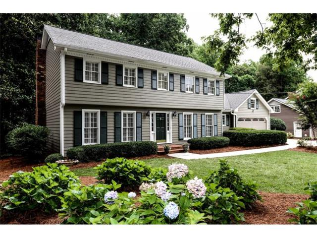 1836 Olde Village Run, Dunwoody, GA 30338 (MLS #5868248) :: RE/MAX Paramount Properties