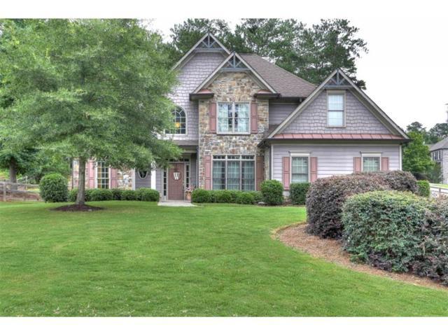 30 Lake Overlook Drive, White, GA 30184 (MLS #5868268) :: North Atlanta Home Team