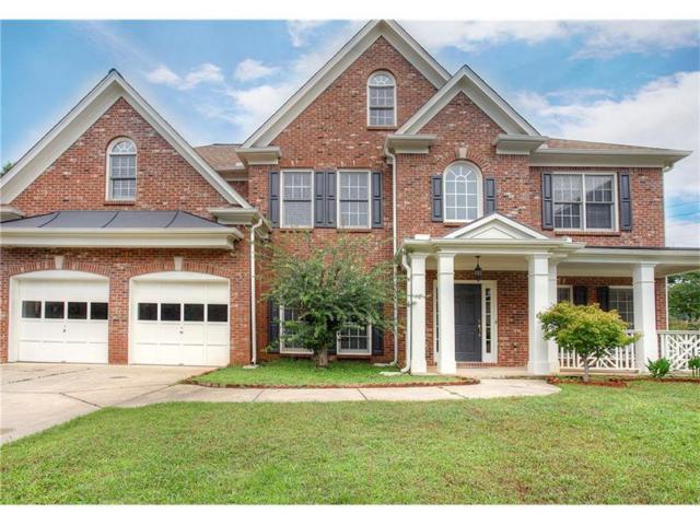 1023 Carroll Court NW, Norcross, GA 30071 (MLS #5868279) :: North Atlanta Home Team