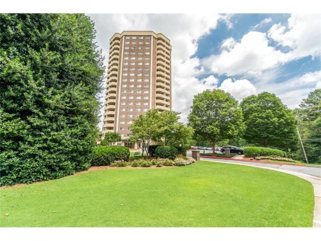 1501 Clairmont Road #732, Decatur, GA 30033 (MLS #5868344) :: North Atlanta Home Team