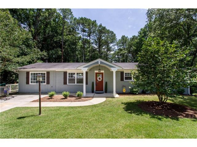 290 Doeskin Trail SE, Smyrna, GA 30082 (MLS #5868384) :: North Atlanta Home Team