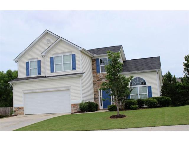 124 Huntleigh Shores Lane, Dallas, GA 30132 (MLS #5868387) :: North Atlanta Home Team