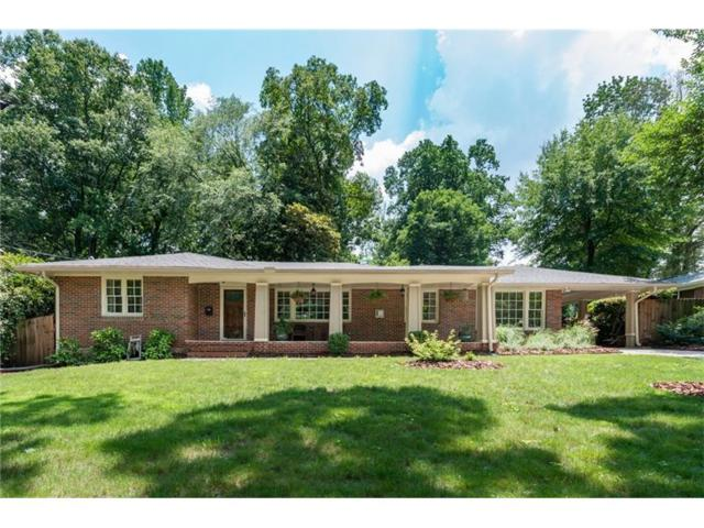 2185 W Ponce De Leon Avenue, Decatur, GA 30030 (MLS #5868392) :: North Atlanta Home Team