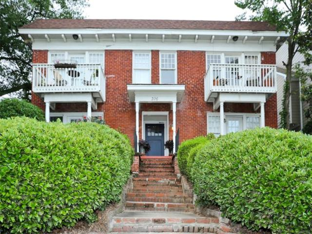 706 Charles Allen Drive NE #1, Atlanta, GA 30308 (MLS #5868426) :: North Atlanta Home Team