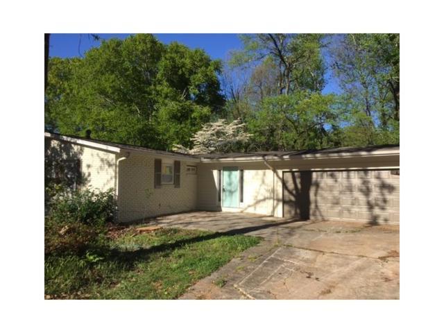 546 Balfour Drive, Decatur, GA 30032 (MLS #5868432) :: North Atlanta Home Team