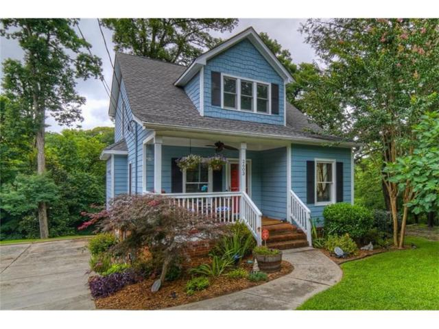 2603 Smith Street NW, Atlanta, GA 30318 (MLS #5868459) :: North Atlanta Home Team