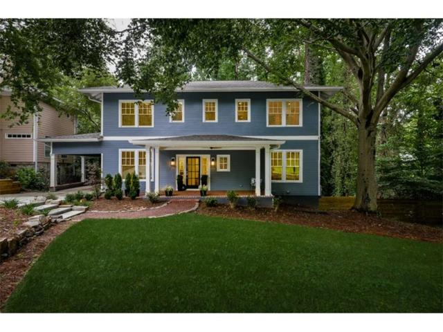 1250 Briarwood Drive NE, Atlanta, GA 30306 (MLS #5868484) :: North Atlanta Home Team